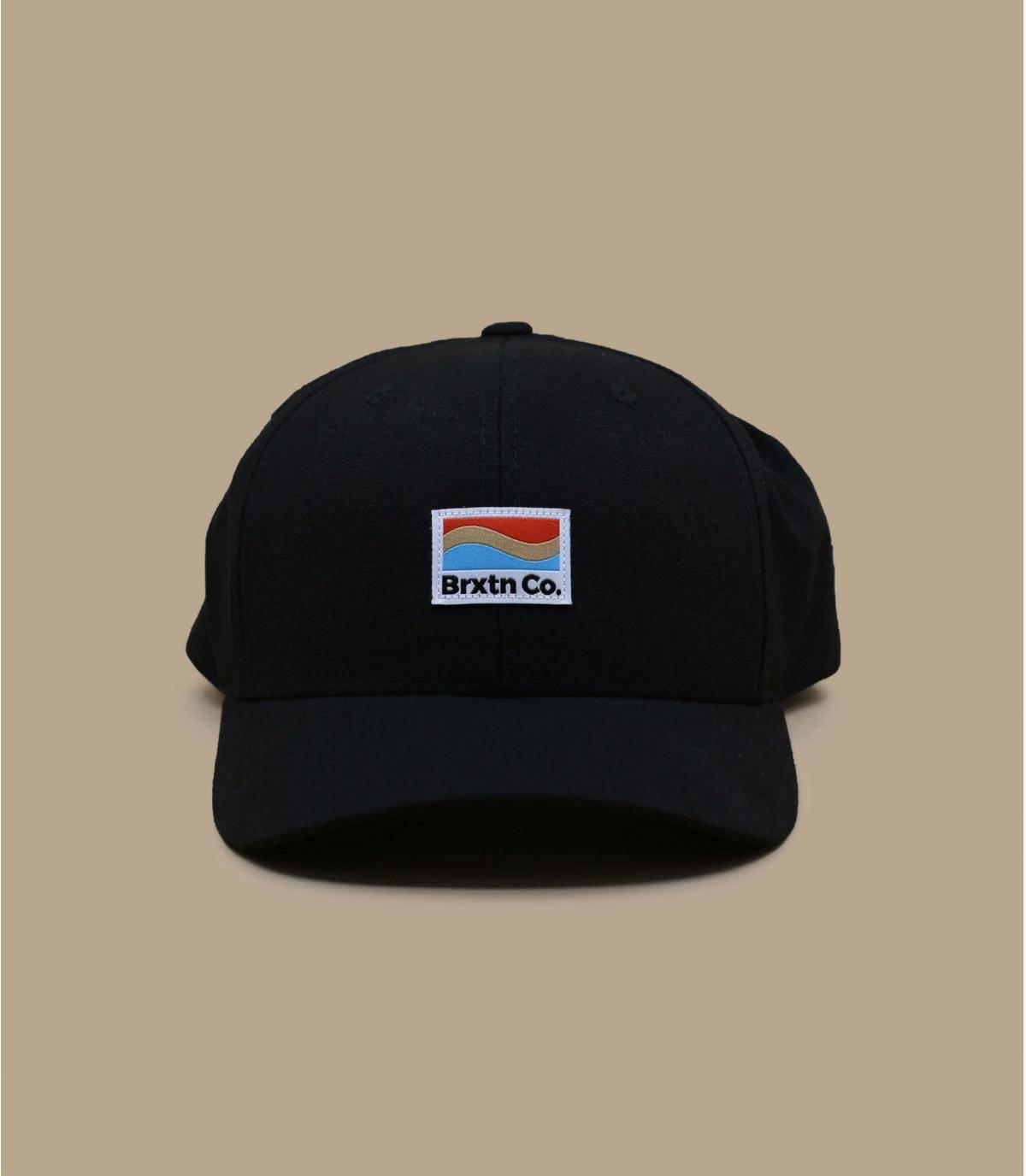 casquette Brixton noir