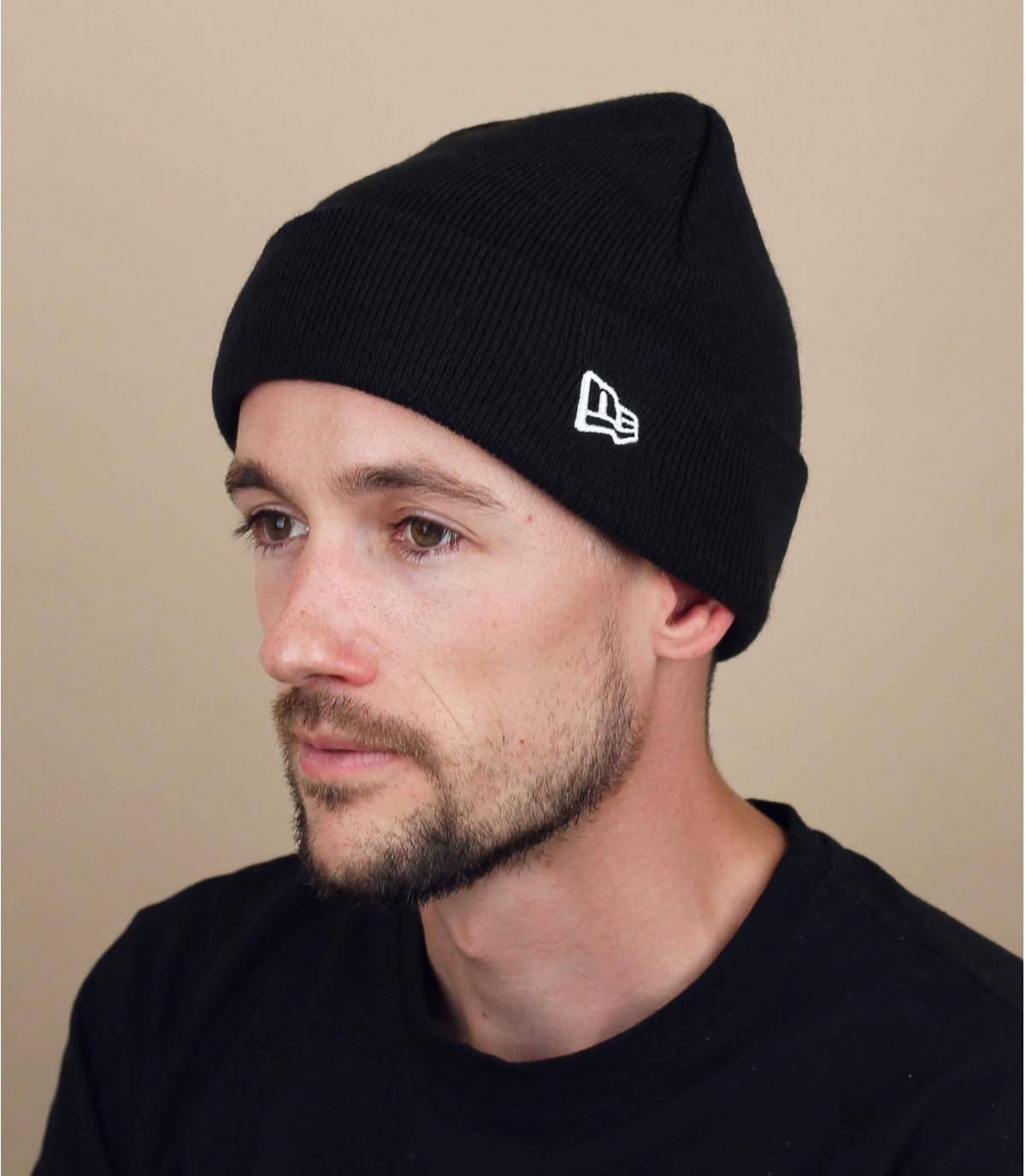 bonnet New Era noir