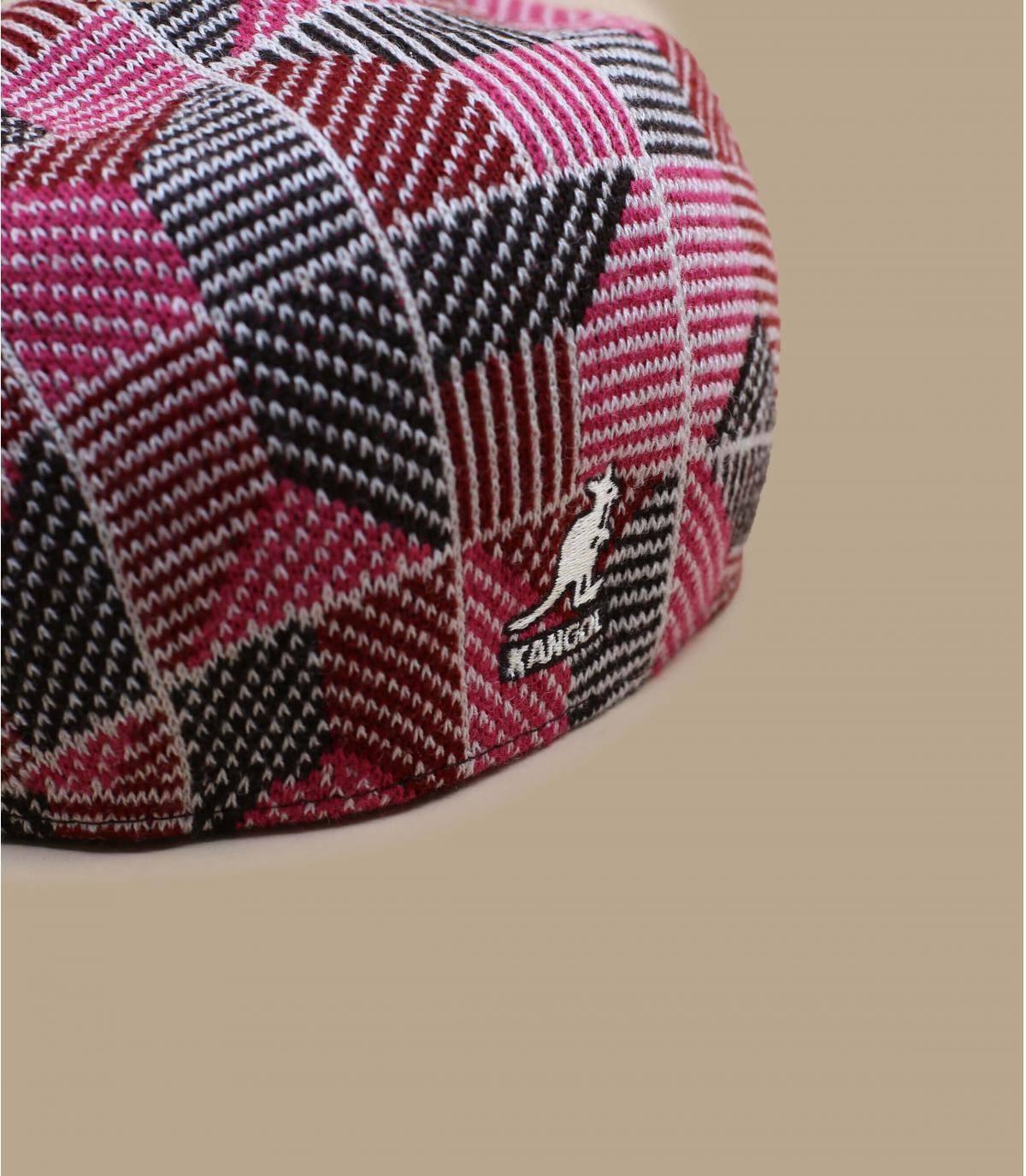 Détails 507 Tiled electric pink - image 3