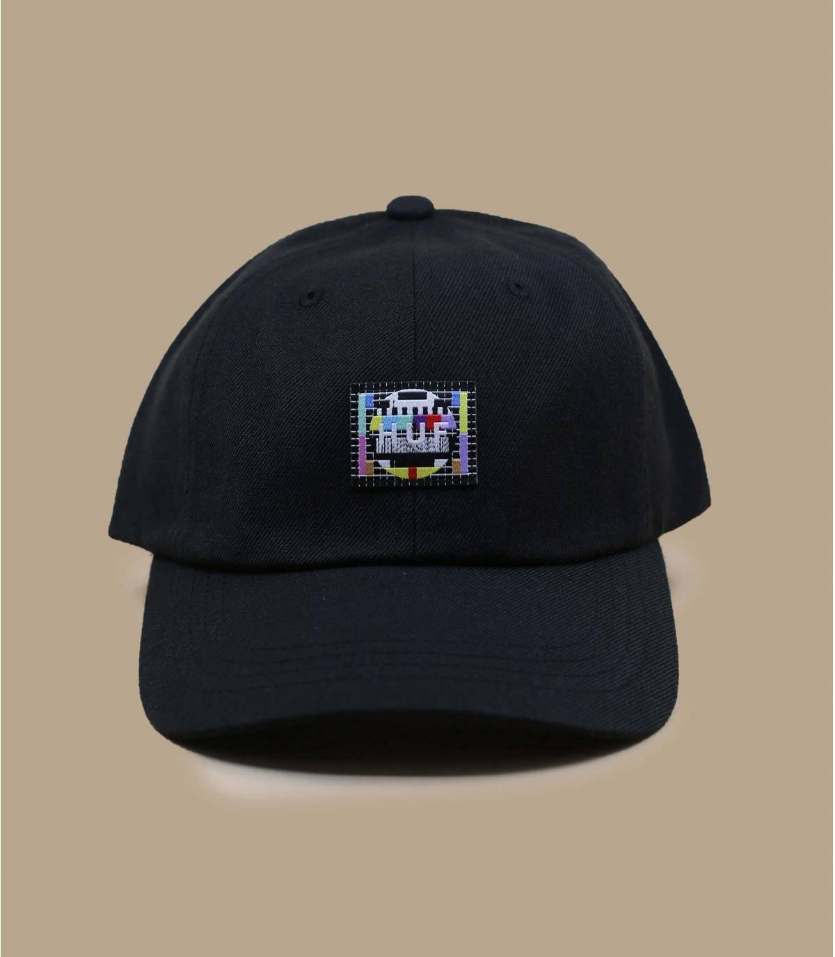 casquette Huf noir