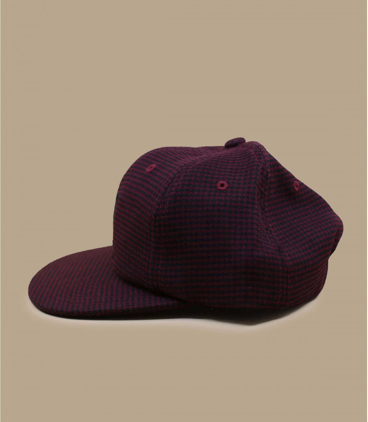 Détails Classic H Houndstooth bloodstone - image 3