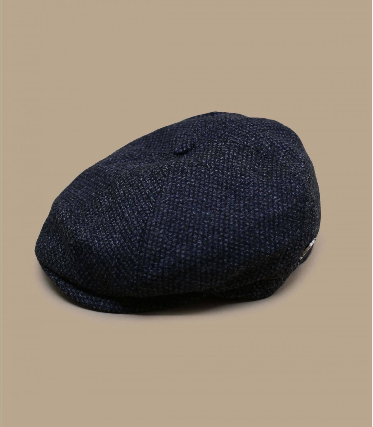 béret gris laine