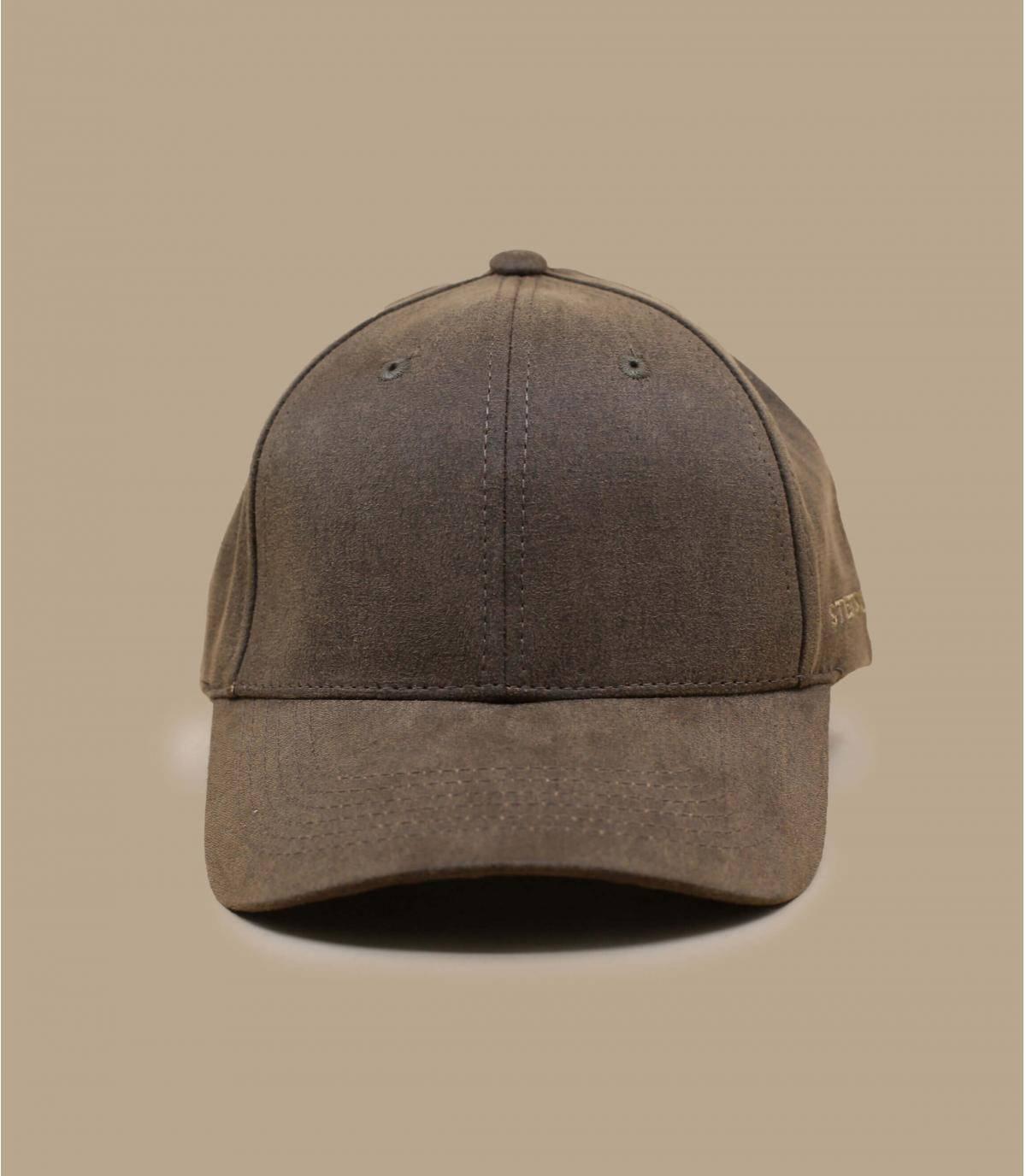 casquette suede Stetson