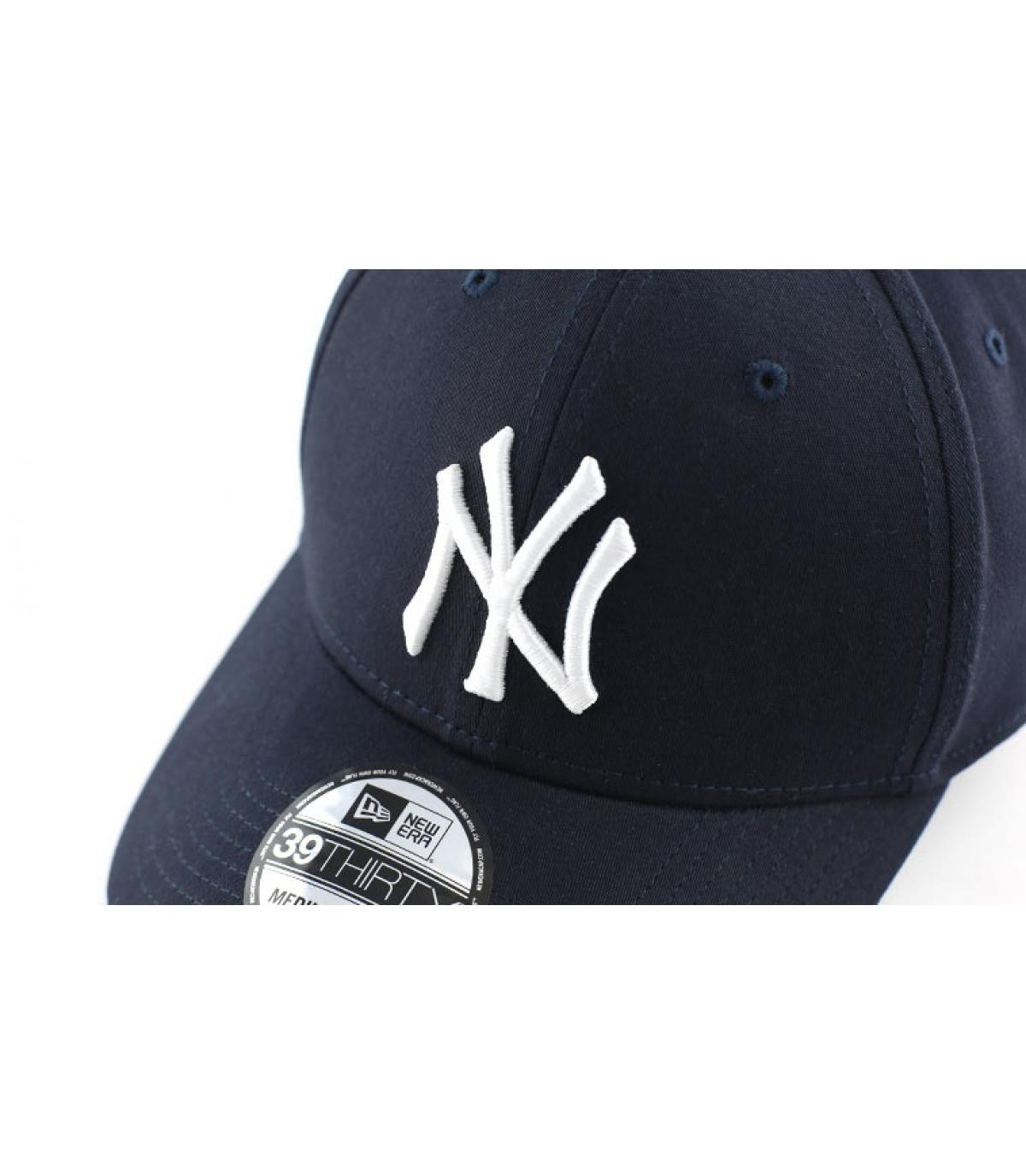 casquette 39thirty ny navy