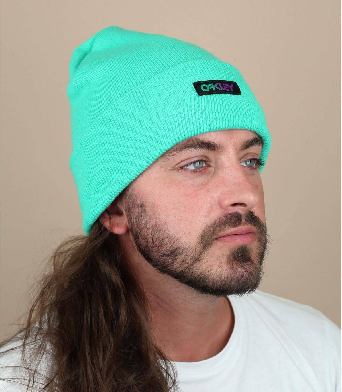 bonnet vert Oakey