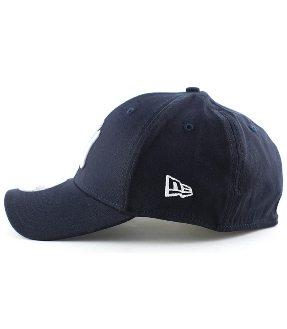 Détails Casquette NY 39thirty navy - image 3