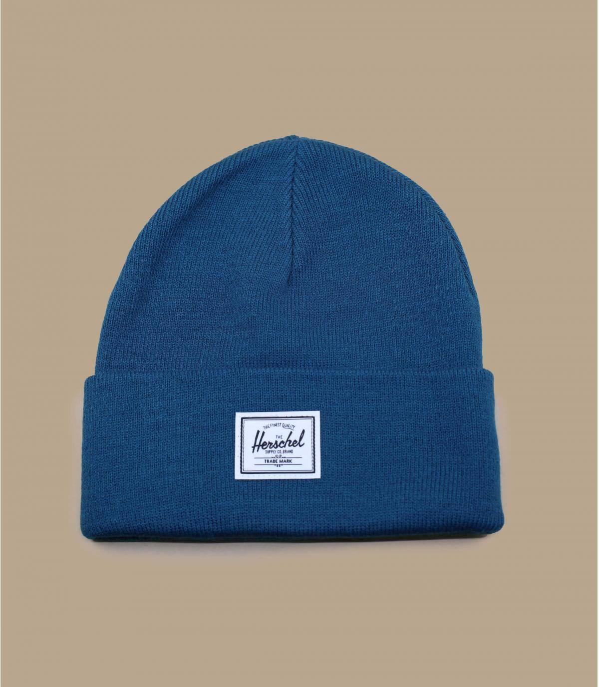 bonnet bleu Herschel