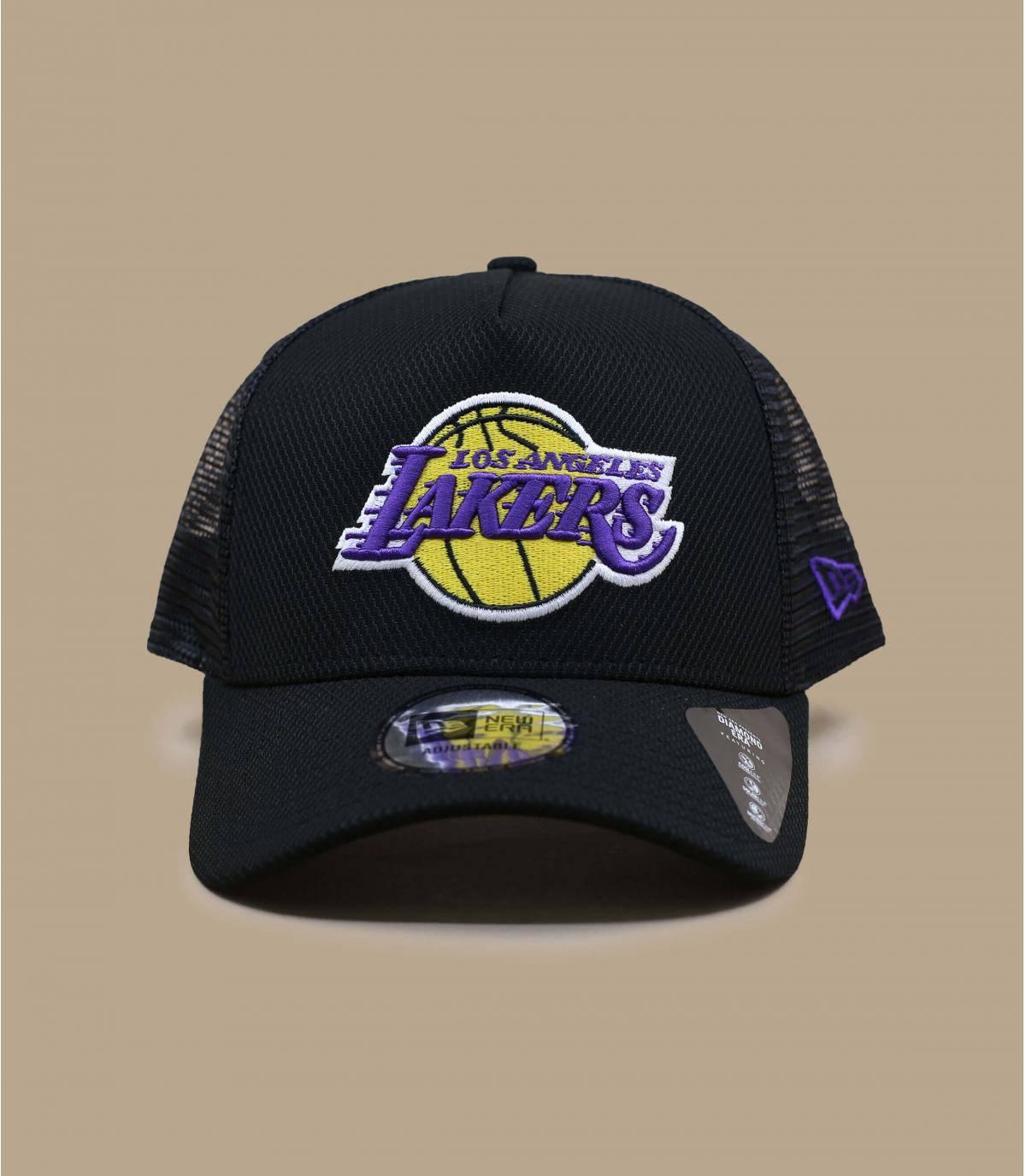 trucker Lakers noire