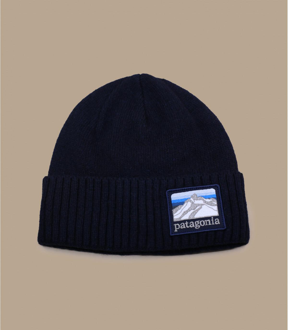 correspondant en couleur styles de variété de 2019 aperçu de Brodeo beanie navy blue
