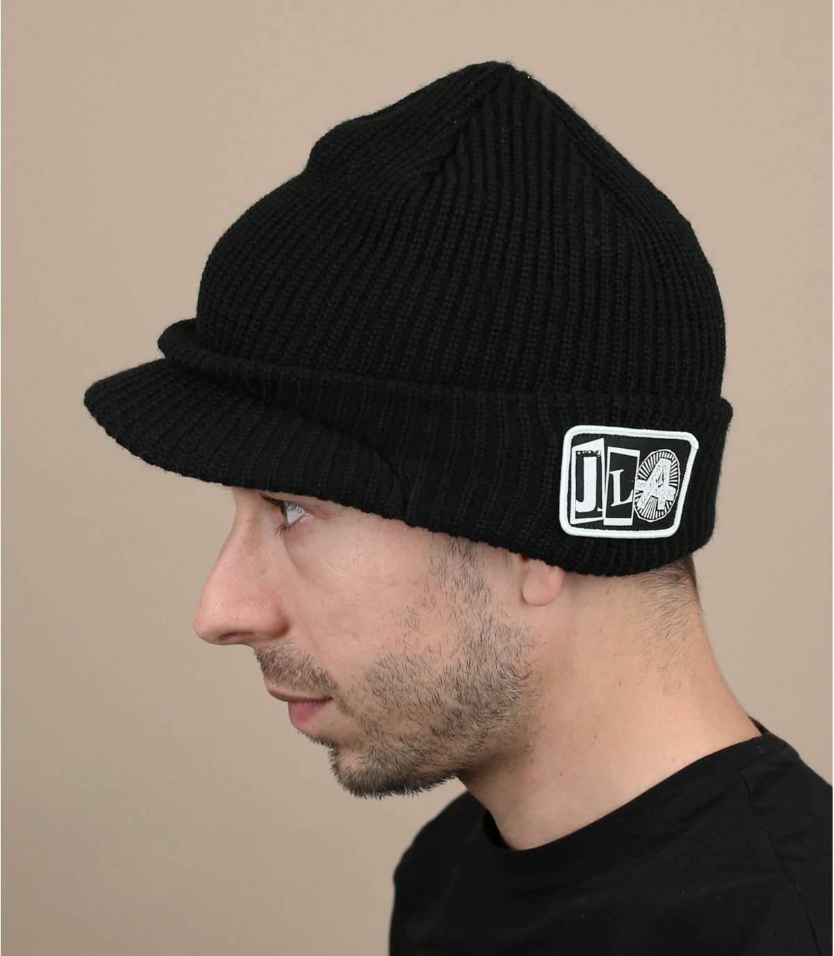 bonnet visière noir Volcom