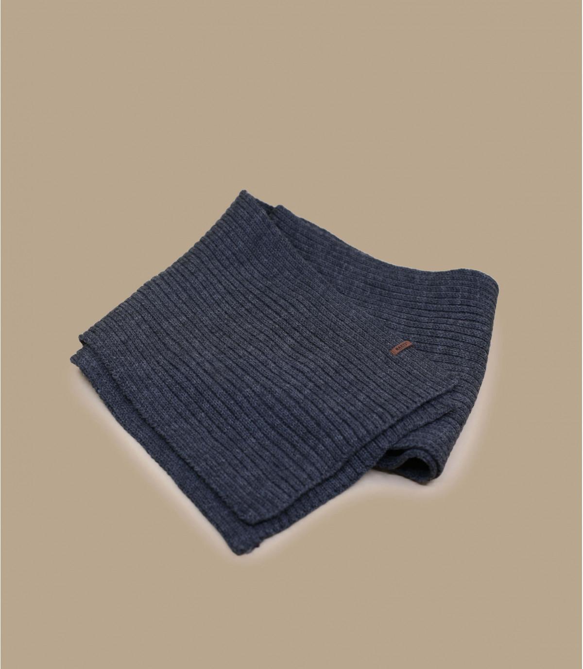 wilbert scarf dark heather