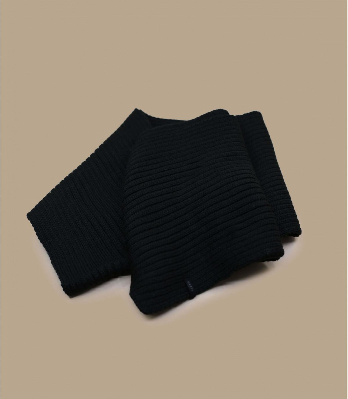 wilbert scarf black