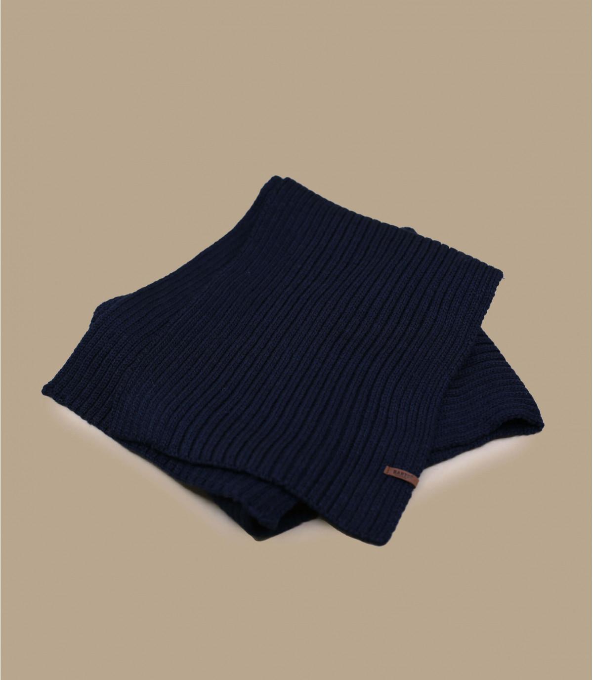 wilbert scarf navy
