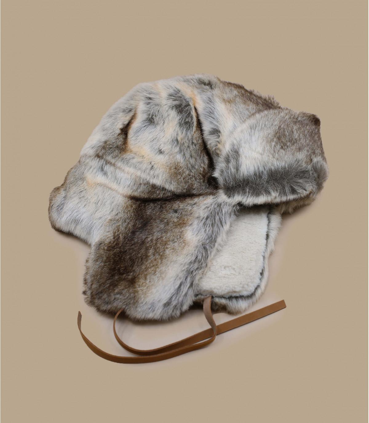 chapka fausse fourrure chapka fourrure synthetique. Black Bedroom Furniture Sets. Home Design Ideas