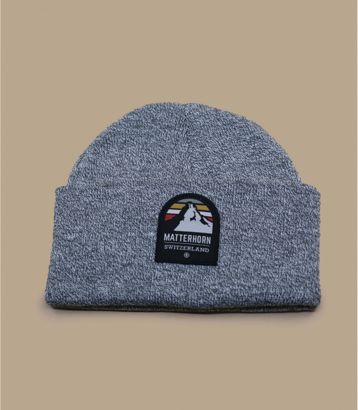 Détails Bonnet Matterhorn grey - image 2