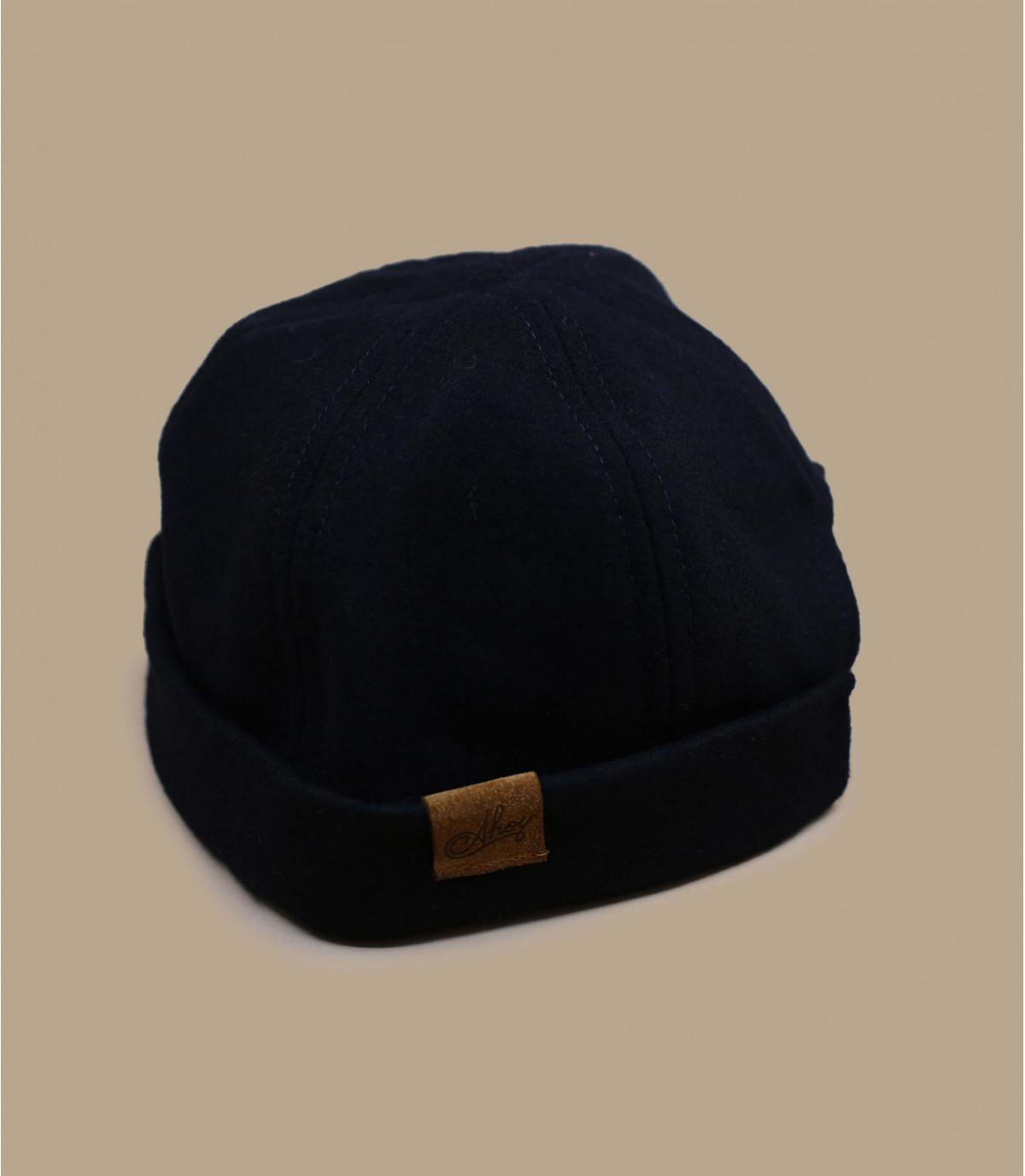 bonnet docker Ahoy marine