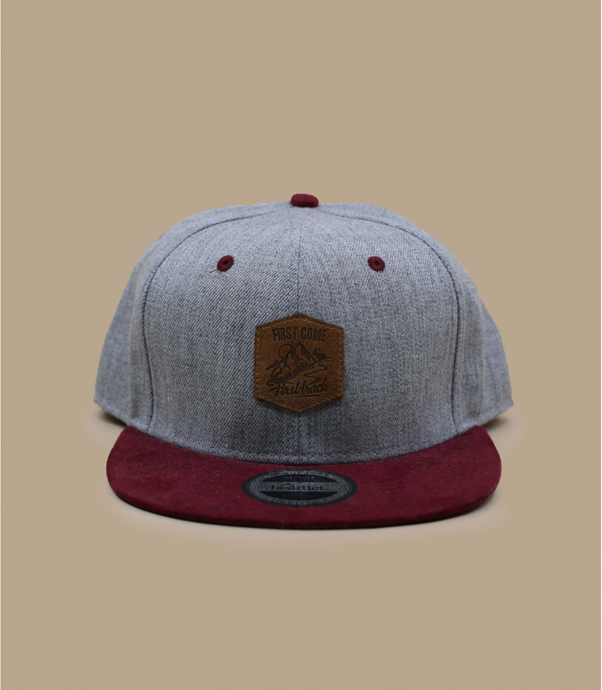 snapback First come grise
