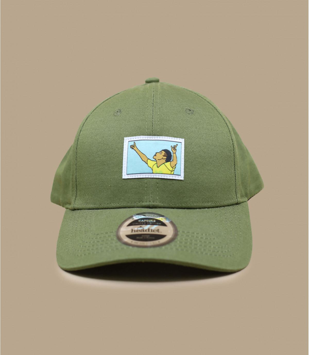 casquette Brésil n°10