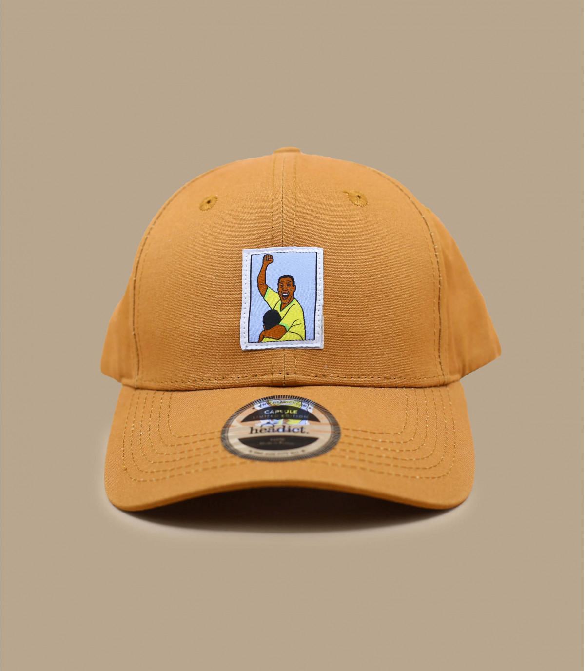 casquette Brésil rétro n°10