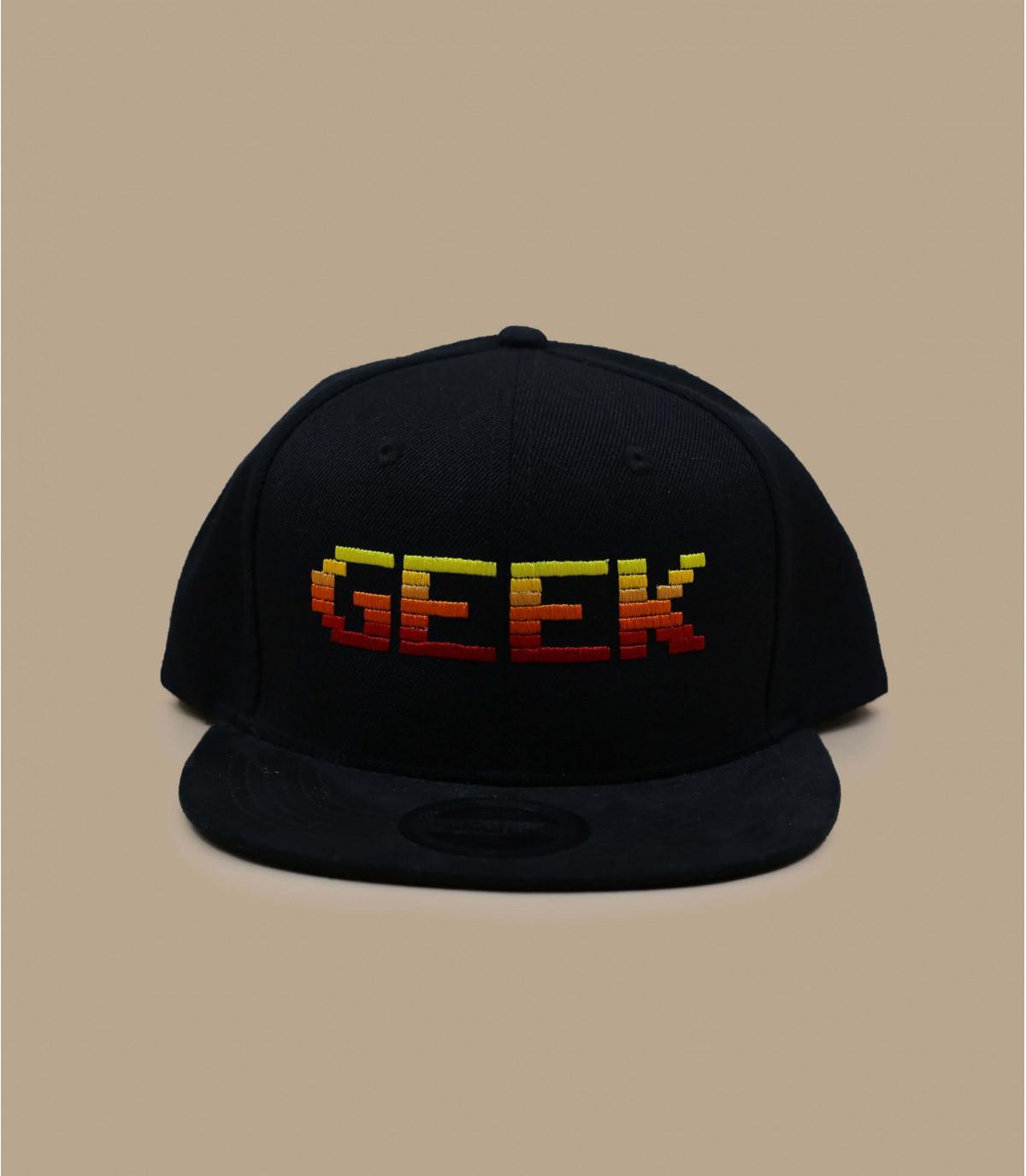 Détails Snapback Geek - image 2