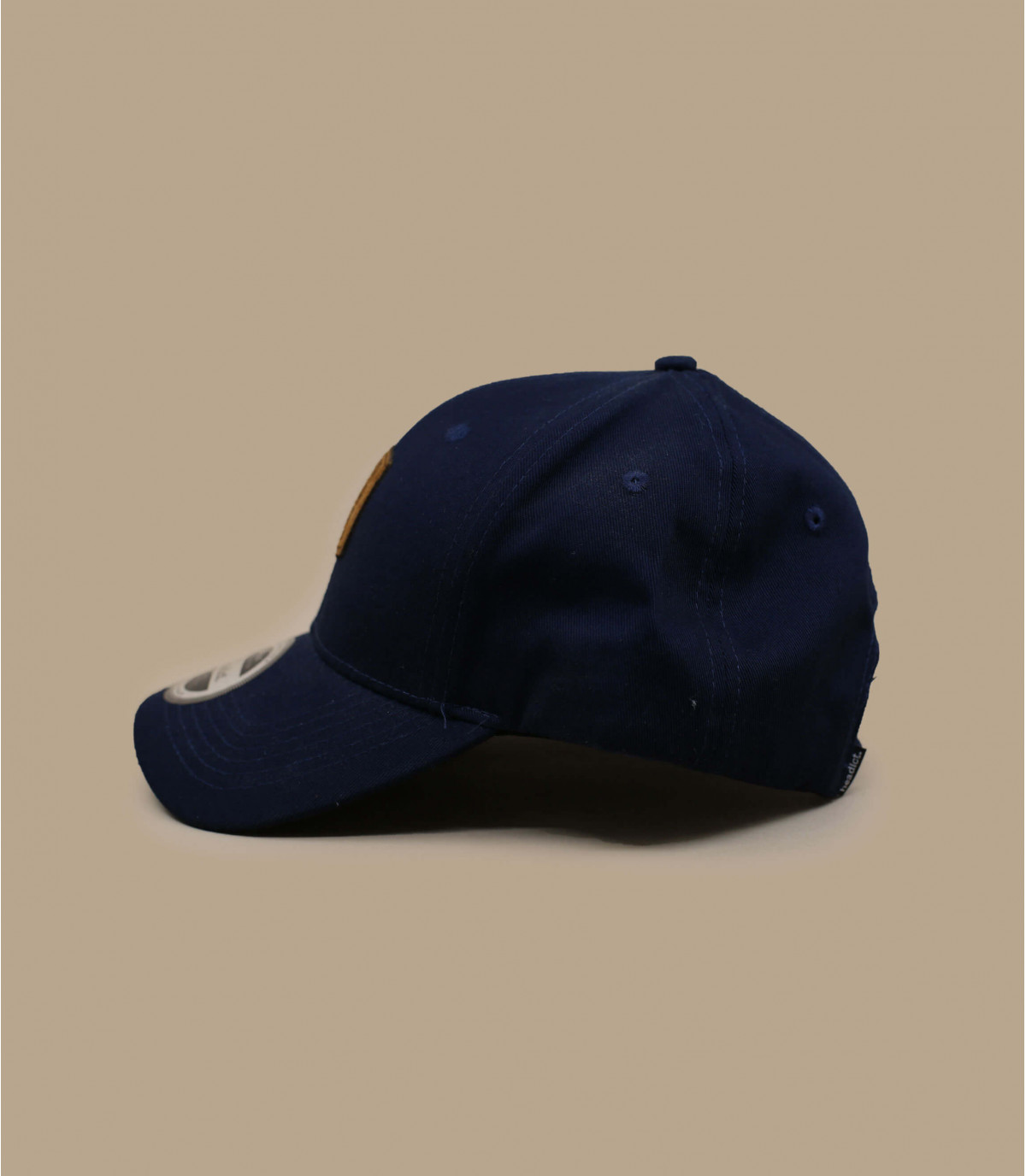casquette curve bleu Hodor