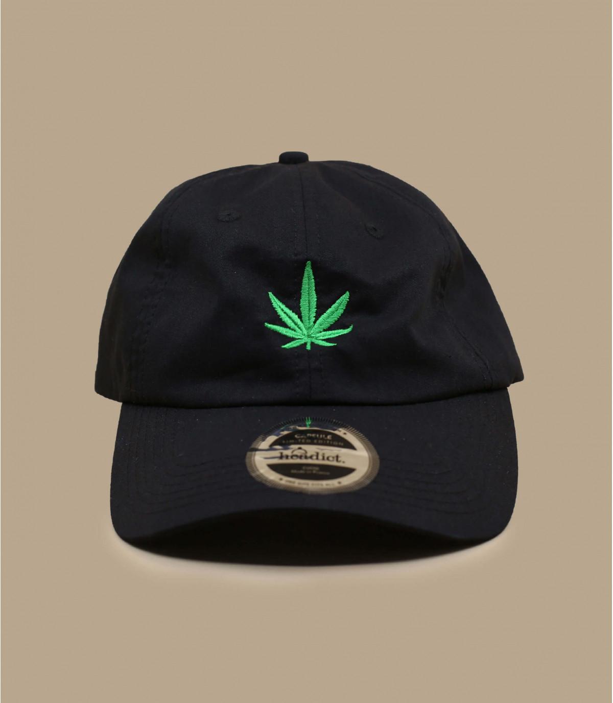 casquette cannabis