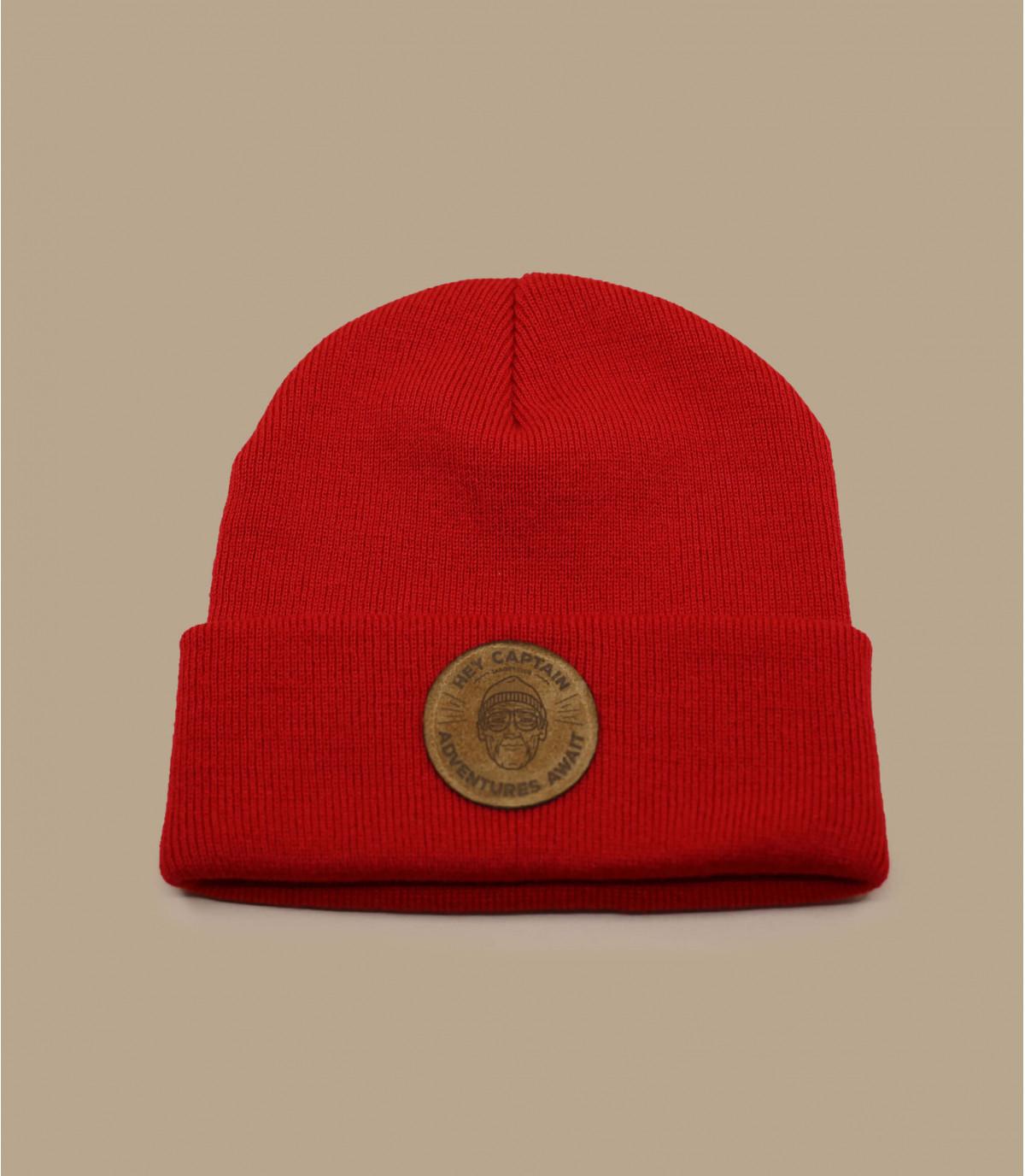 bonnet rouge cousteau