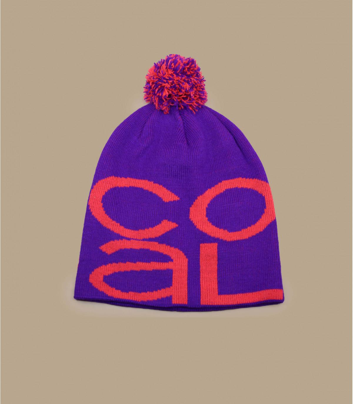 Coal logo violet