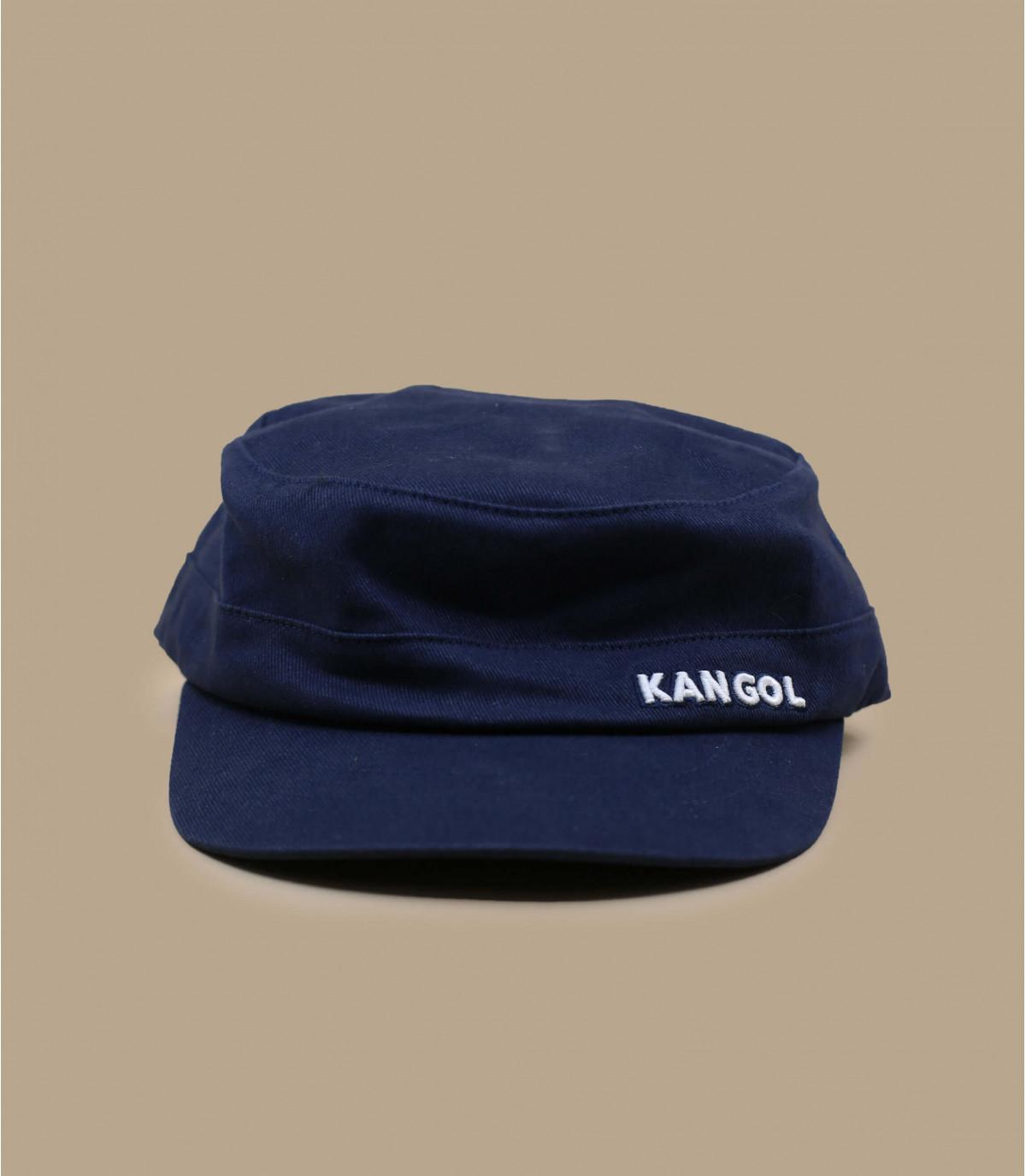 casquette army bleu Kangol