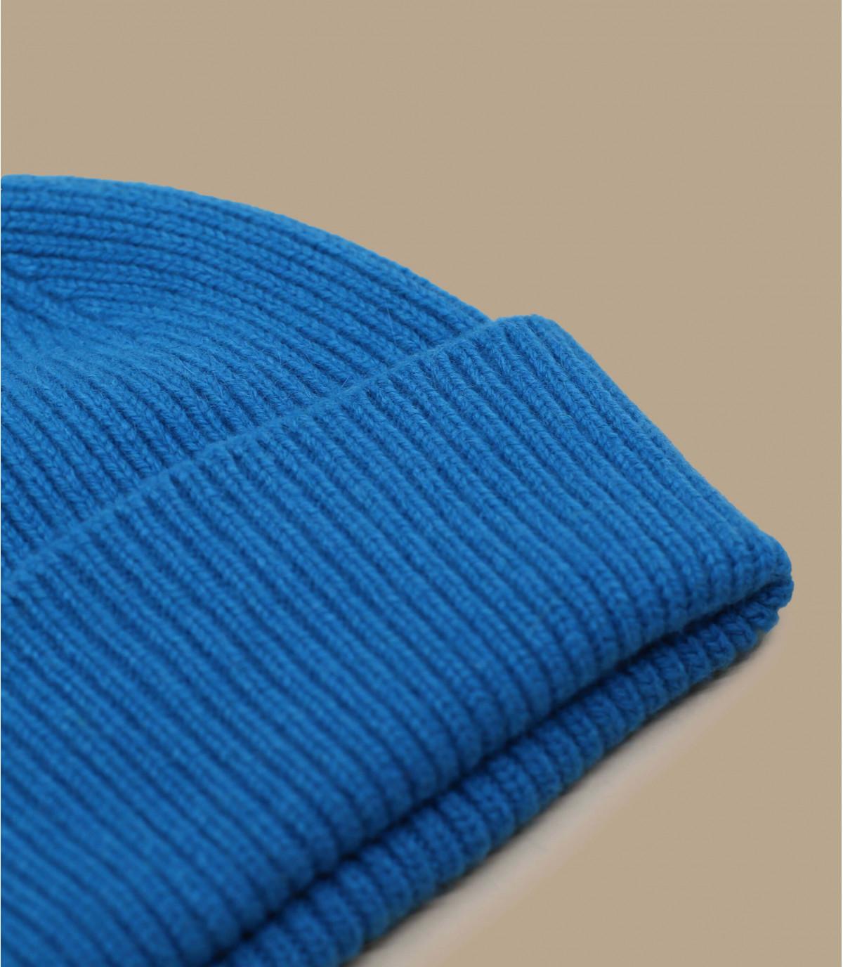 bonnet docker bleu Mackie