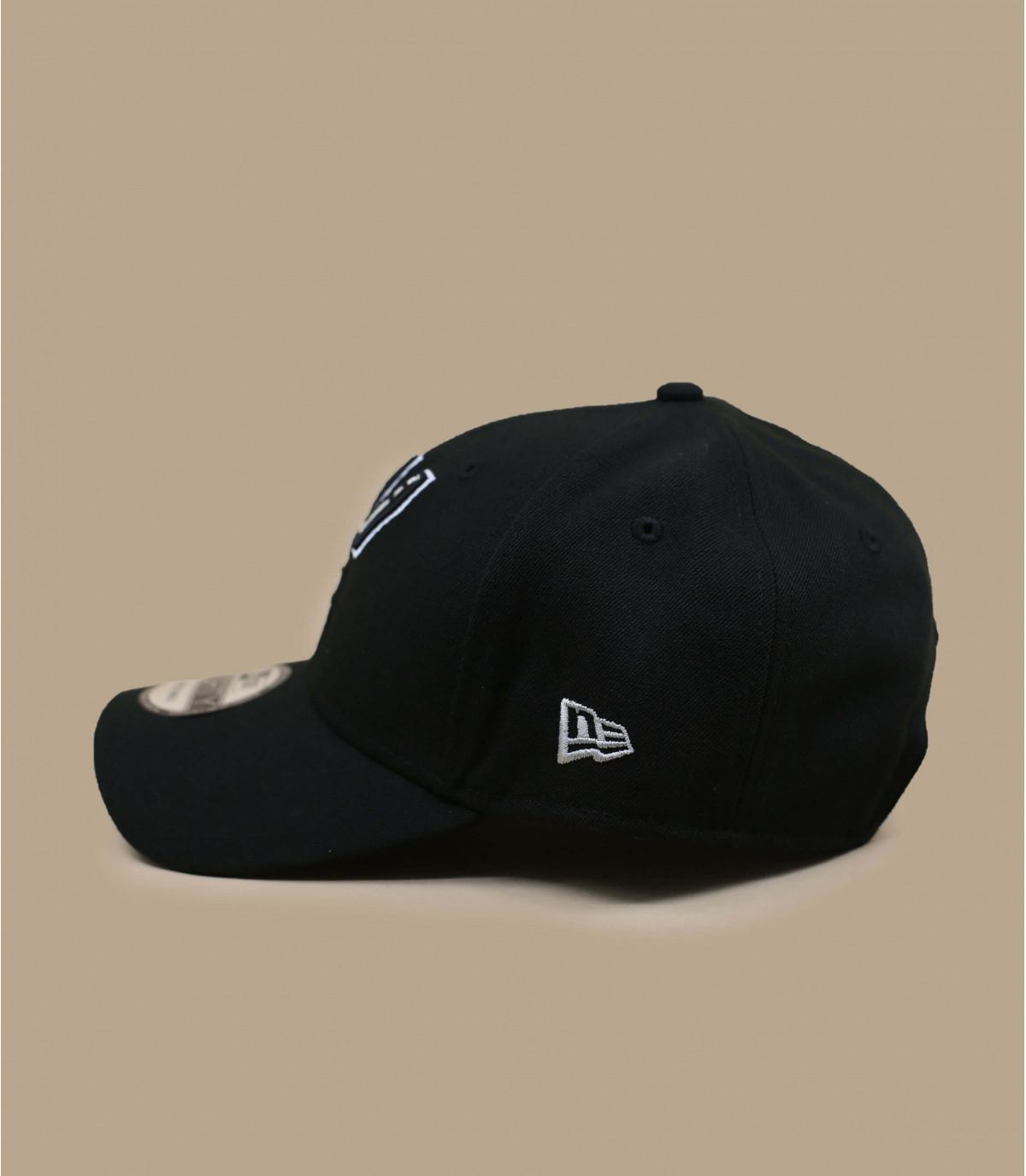 casquette Spurs NBA noir