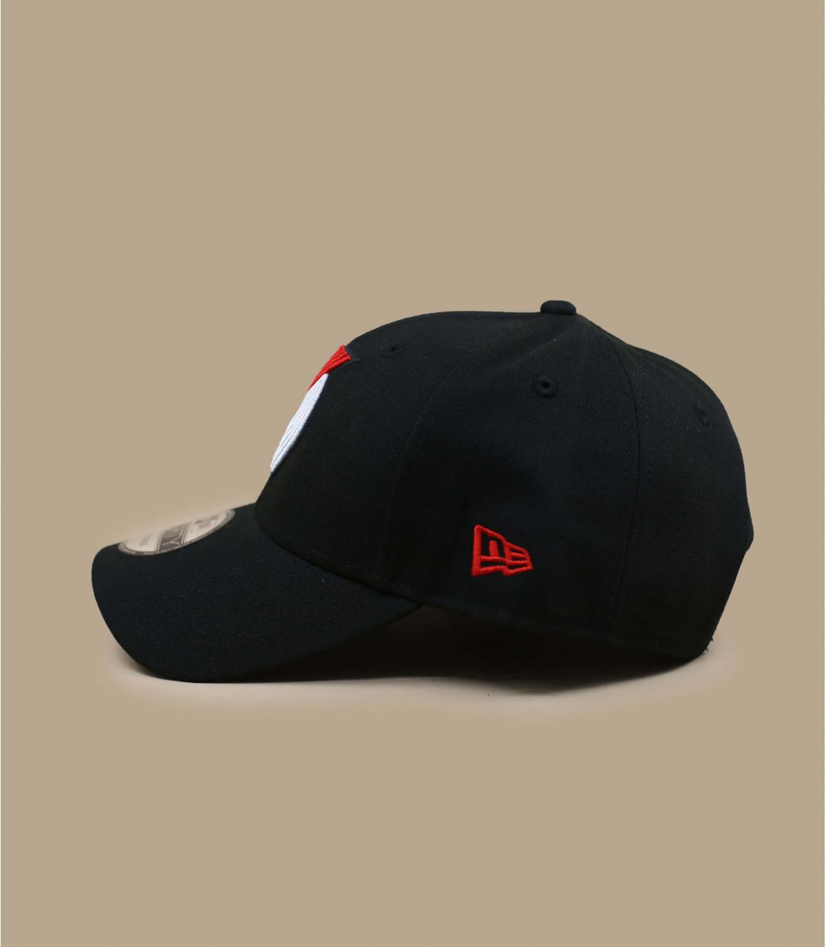 casquette curve Trailblazers noir