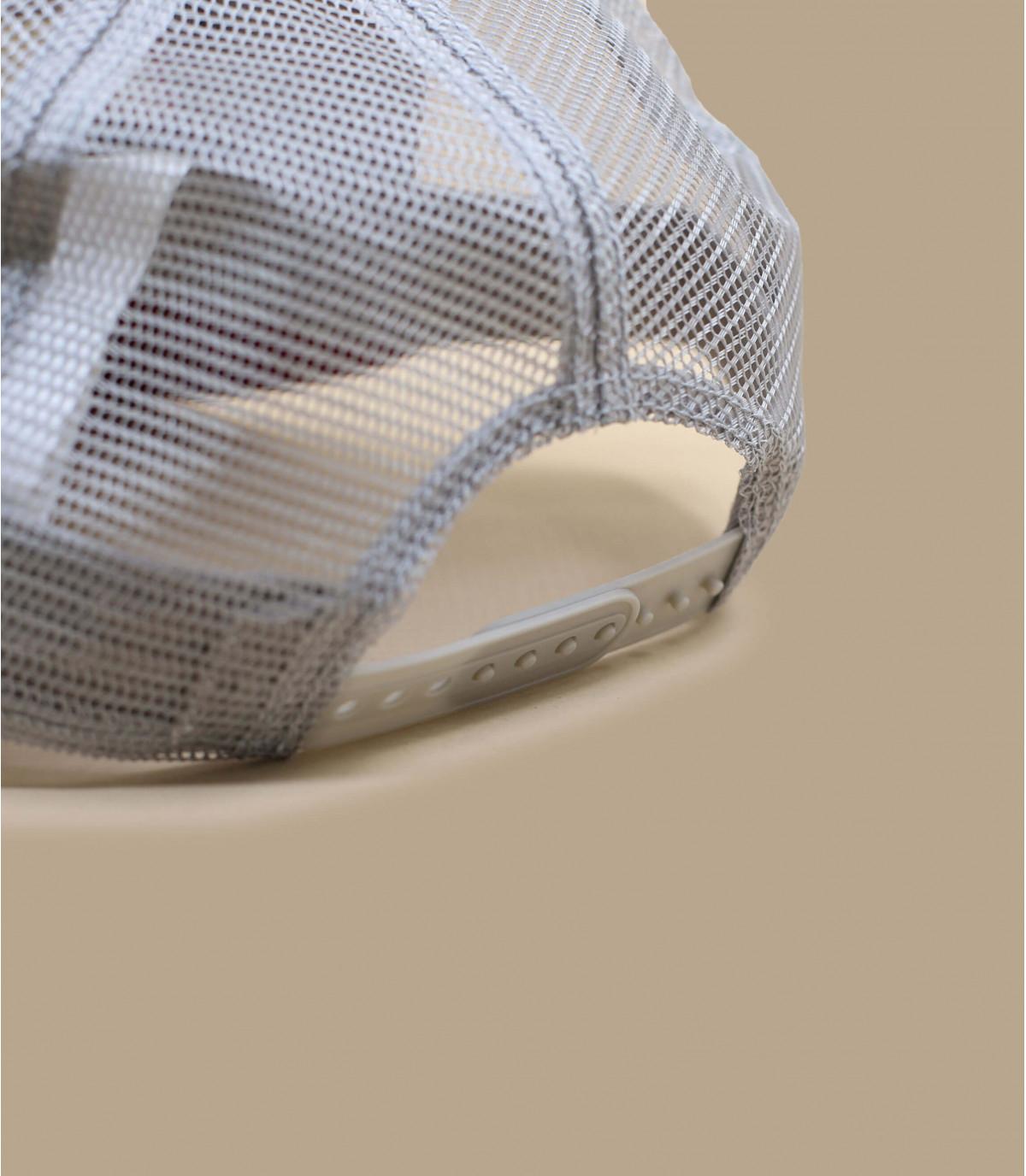 Détails Trucker cap bear beige - image 3