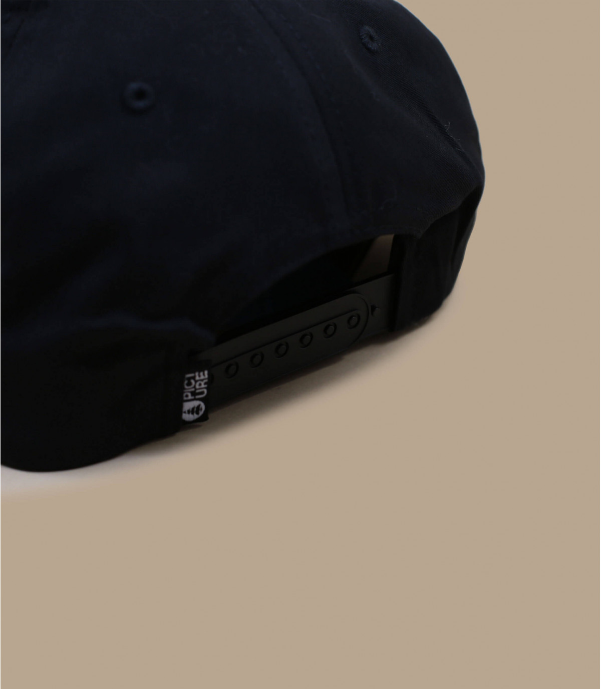 Détails Narrow Snapback black - image 4