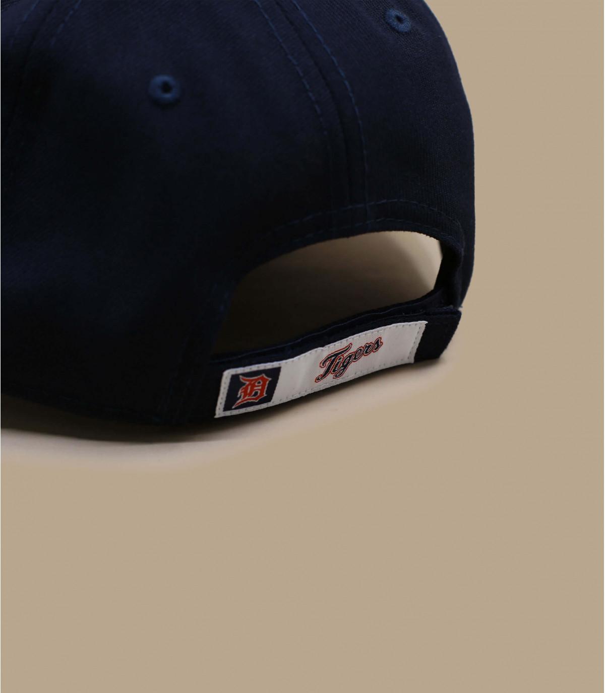 Détails Casquette Detroit MLB The League - image 3