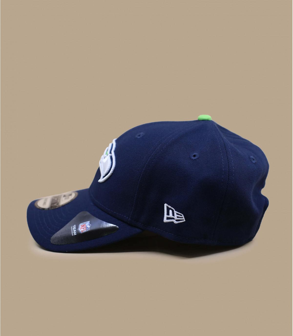 casquette Seahawks bleue