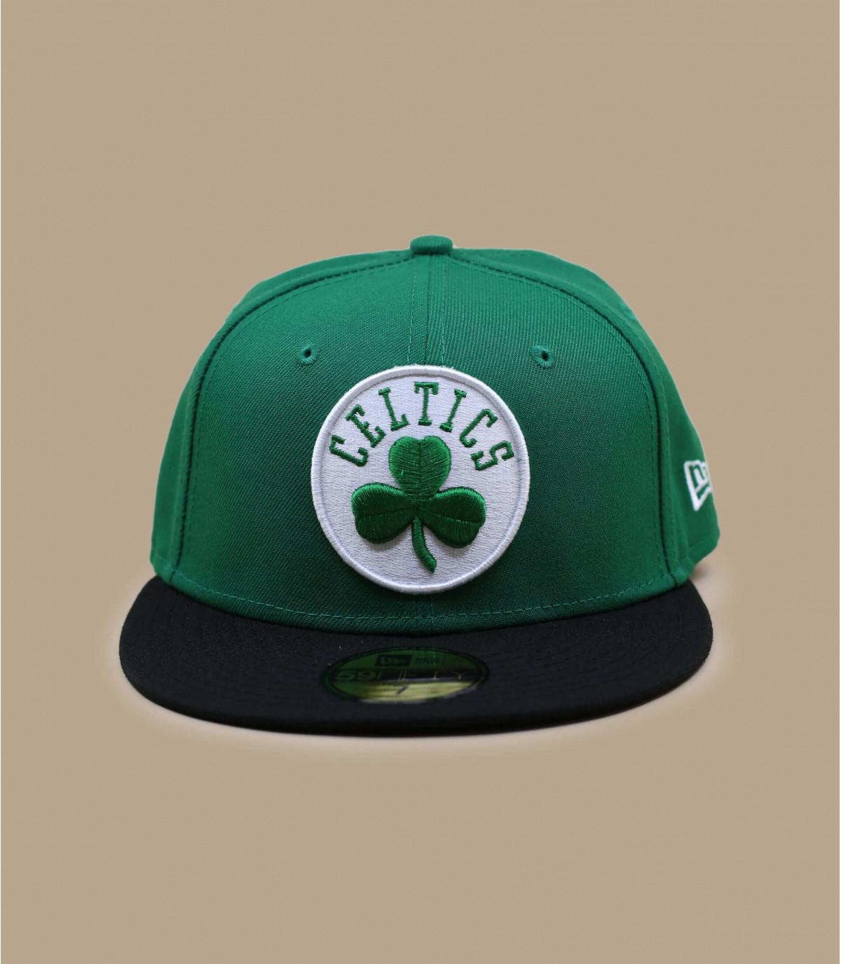 Casquette nba Celtics