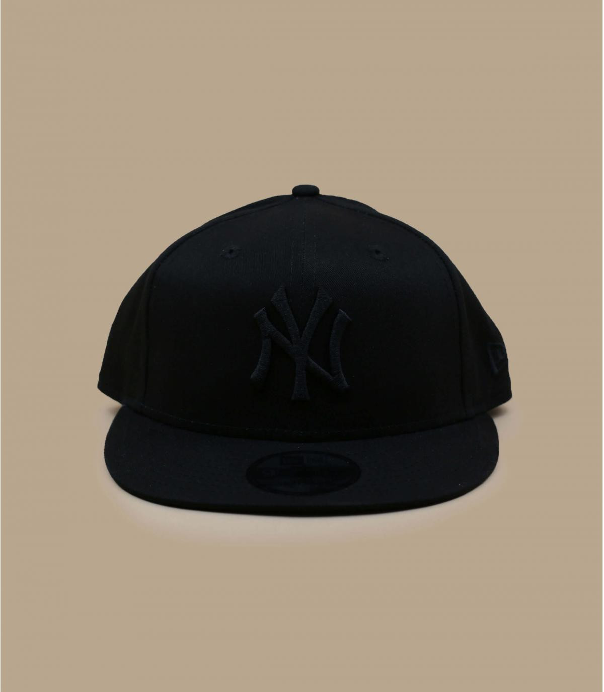 Détails Snapback NY MLB black black - image 2