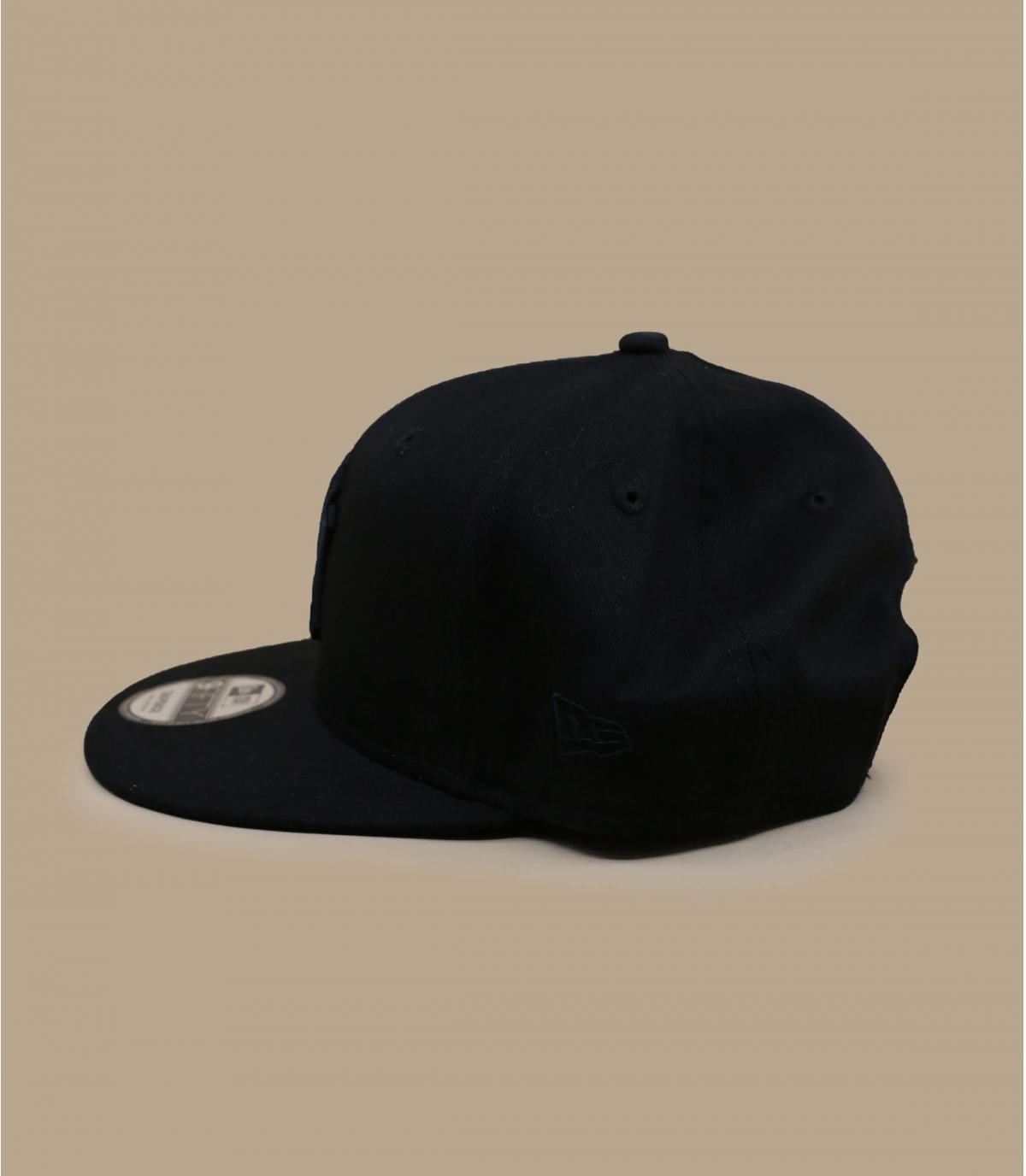 Détails Snapback NY MLB black black - image 3