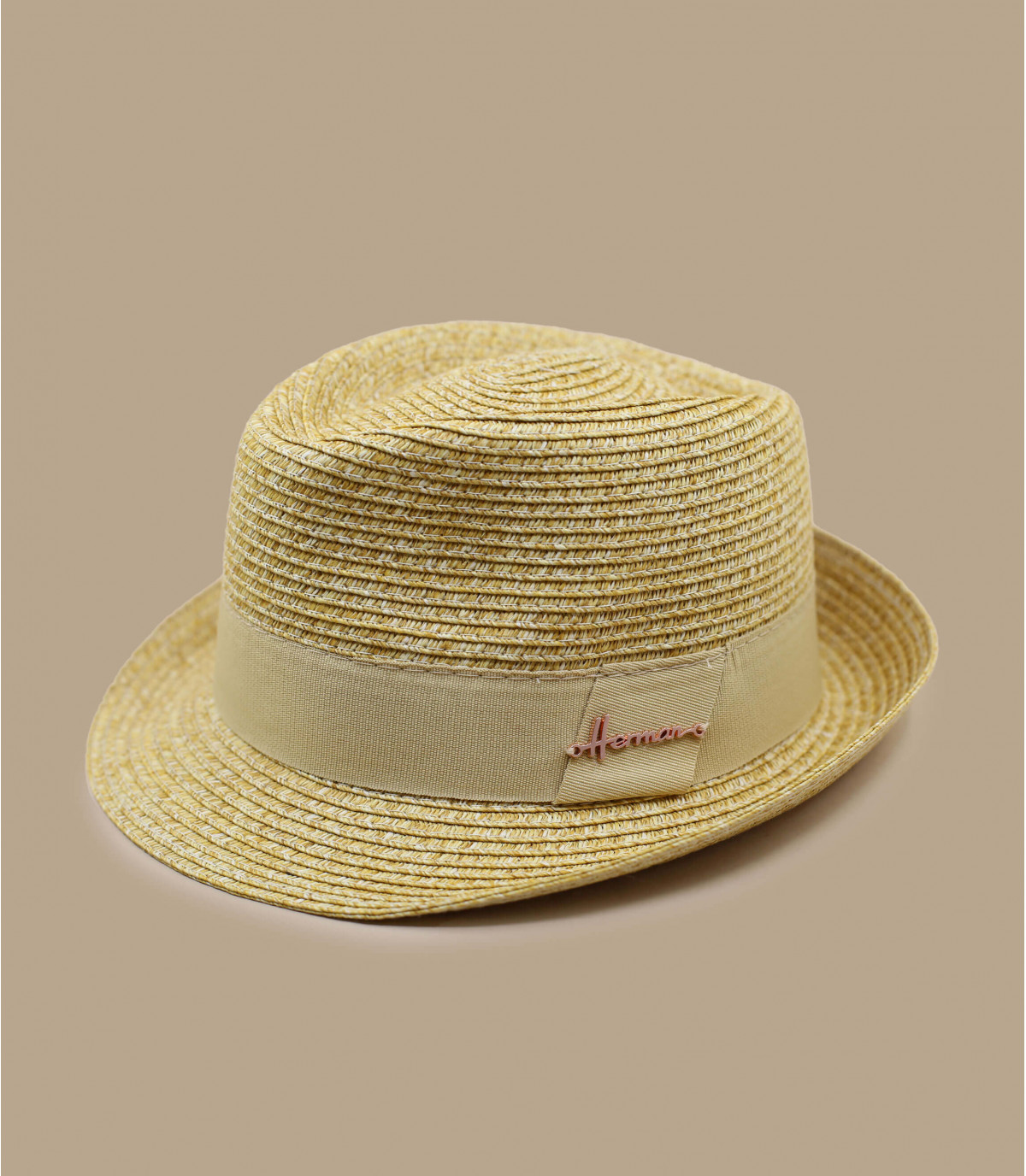 chapeau paille enfant