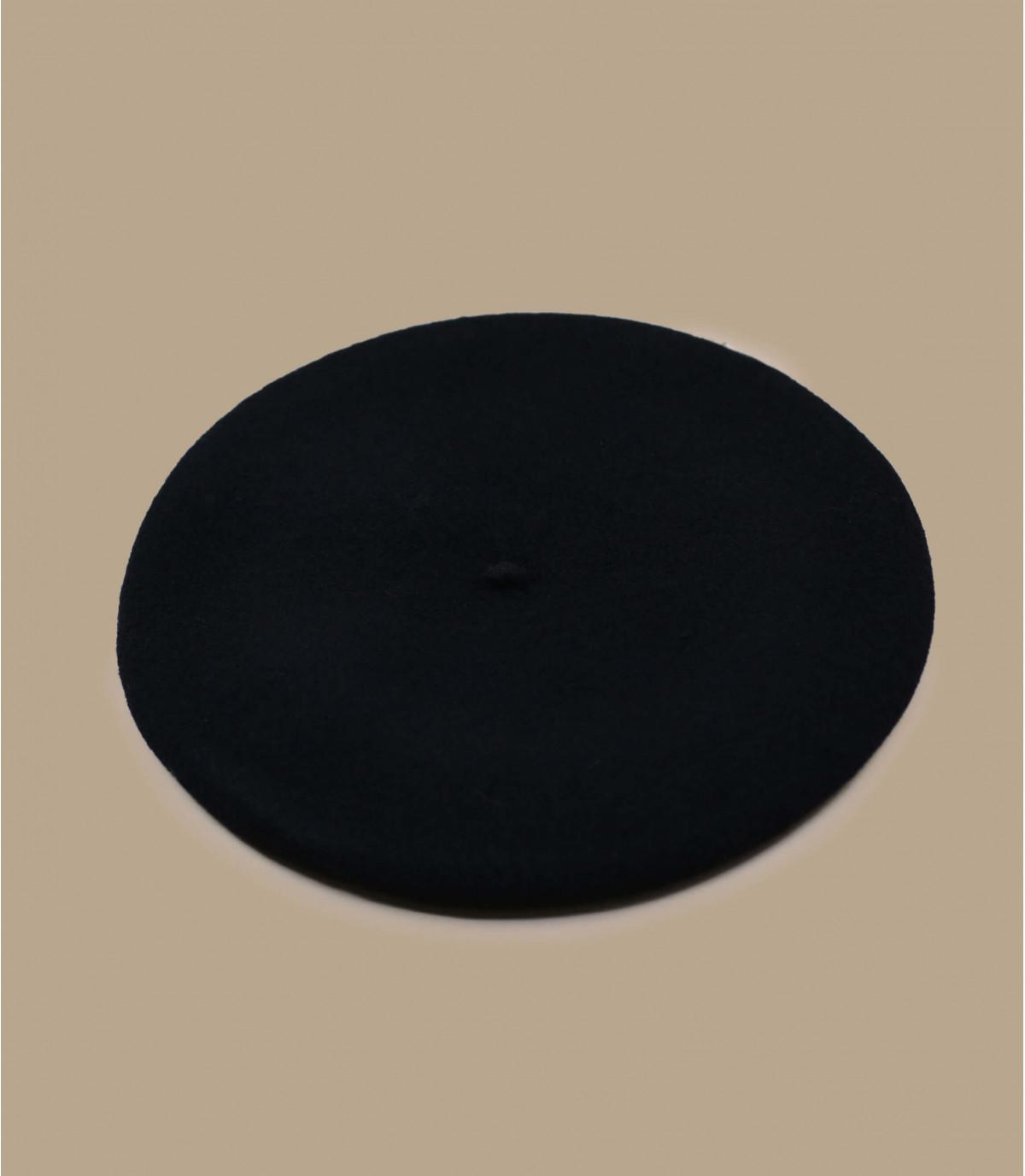 b ret noir femme beret paris noir par laulhere headict