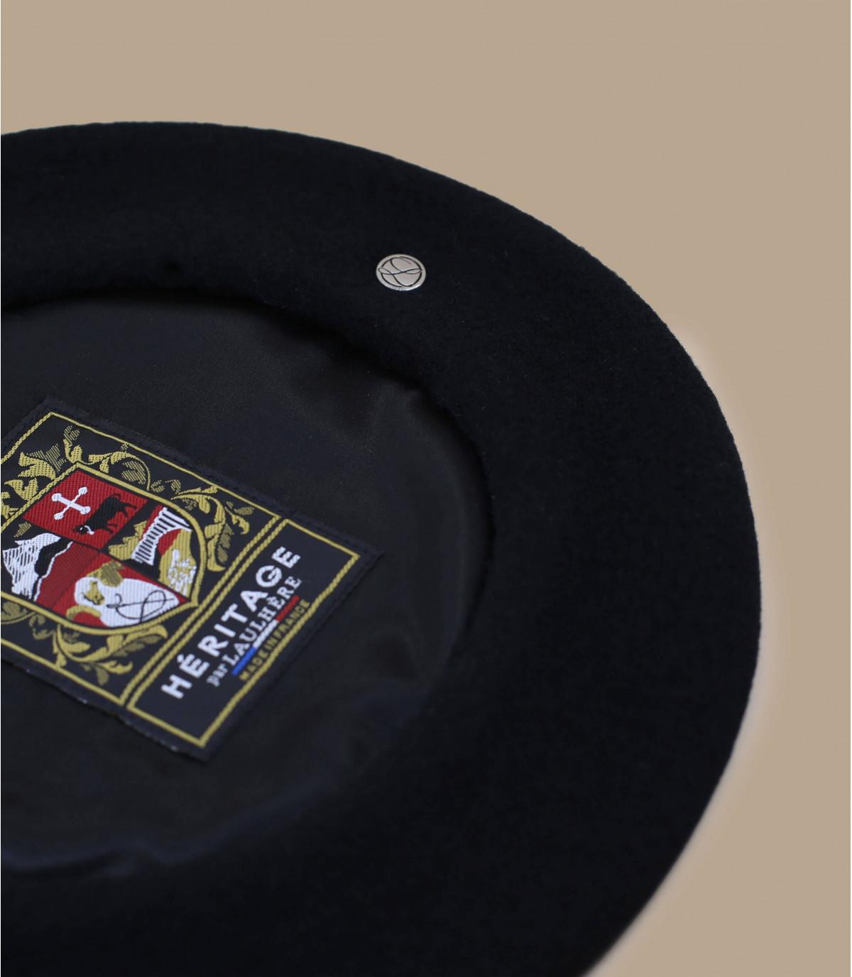 Détails Brigitte noir - image 2