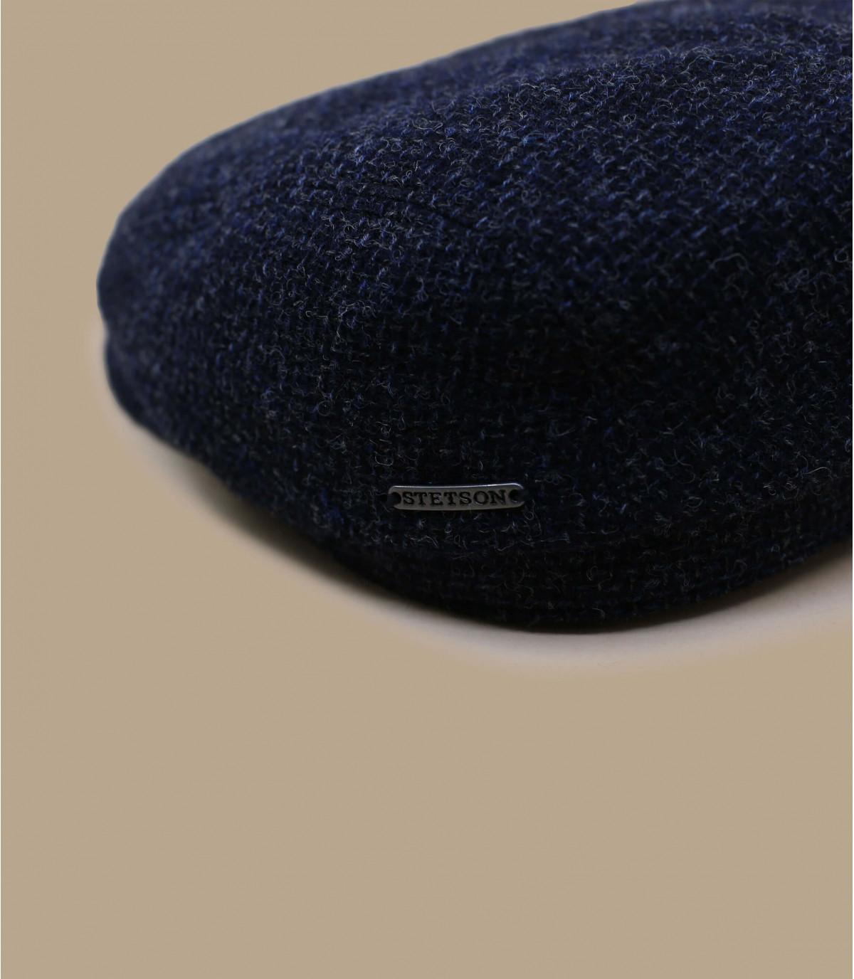 Détails Driver Cap Wool blue - image 3