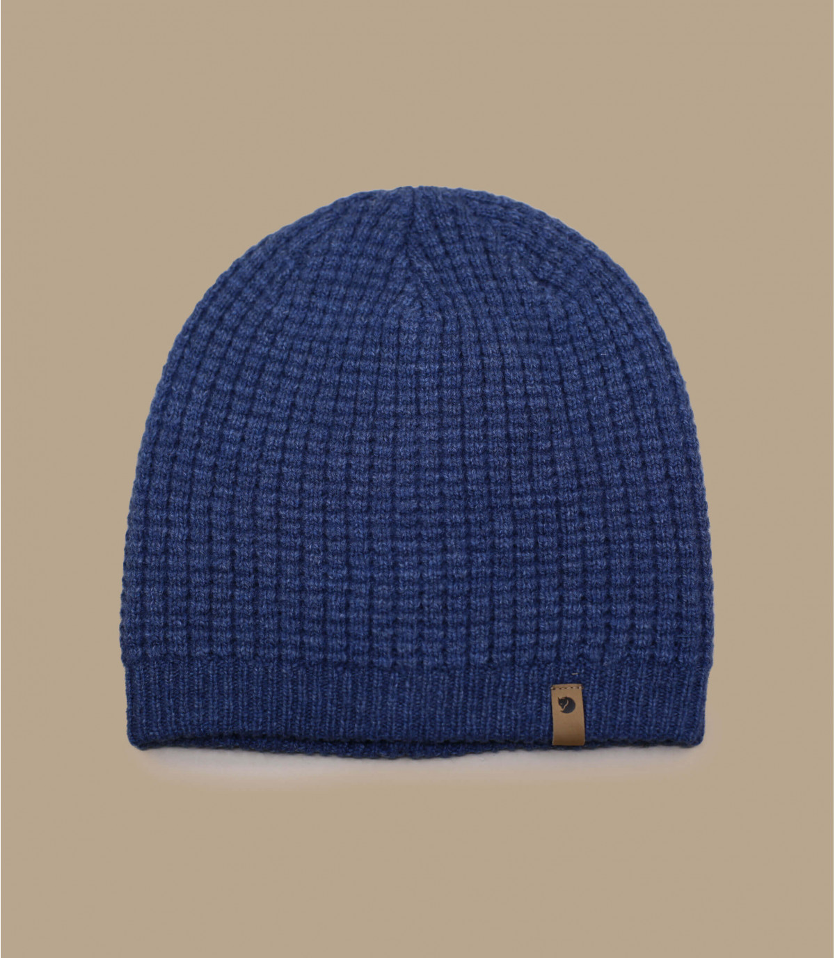bonnet bleu marine Fjällräven