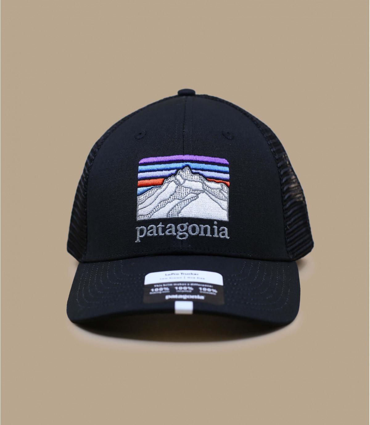trucker Patagonia noir