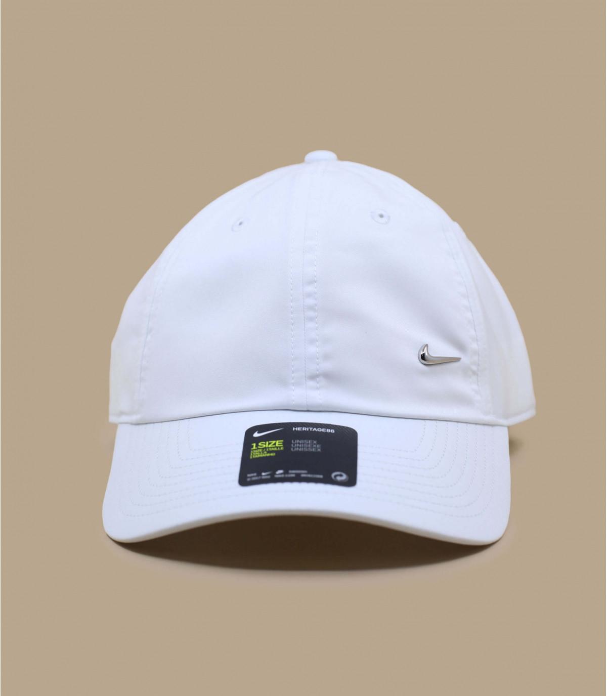casquette Nike blanc