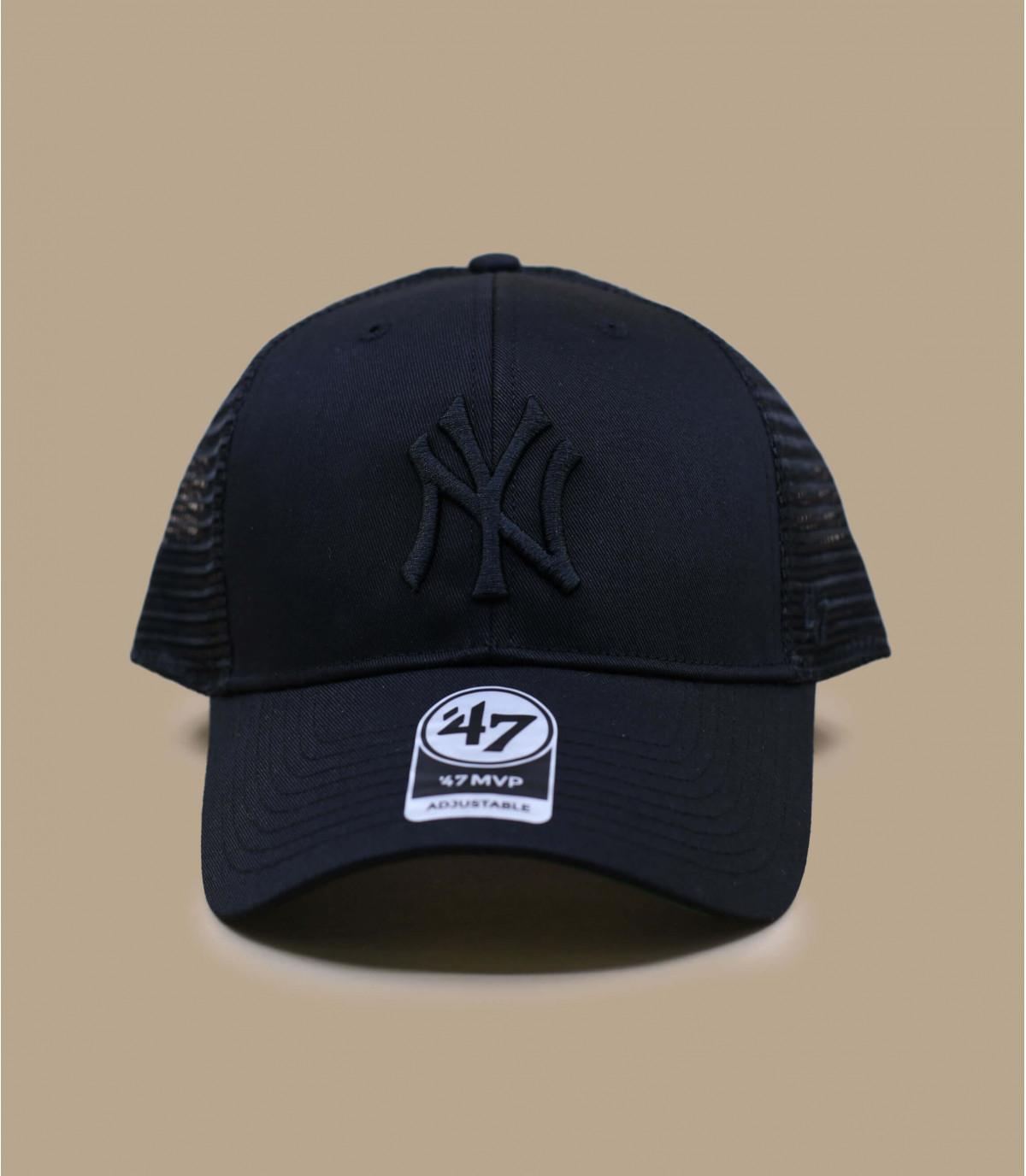 trucker NY noir