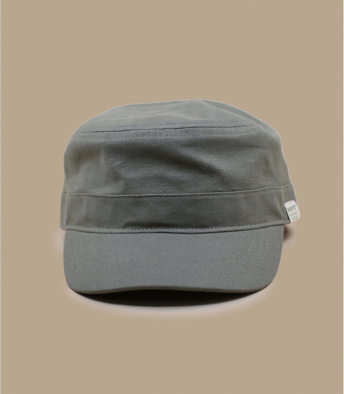 casquette army vert