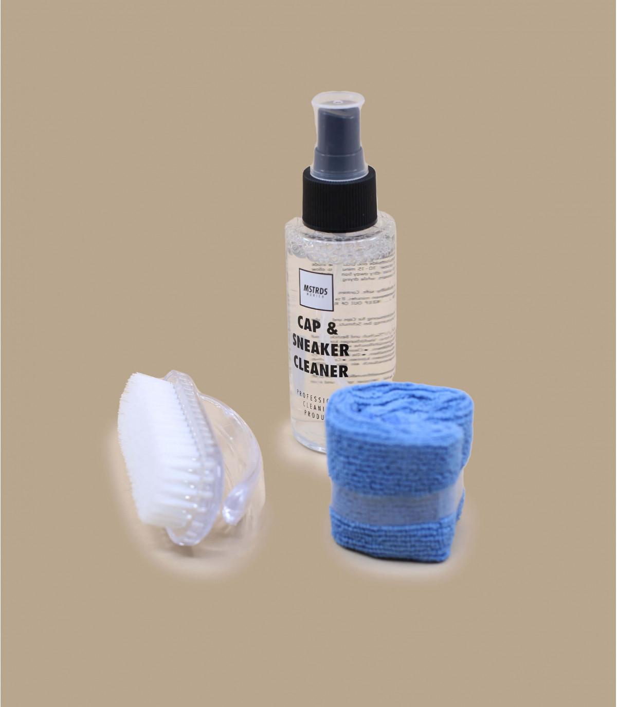 Détails Kit de nettoyage Casquettes - image 2