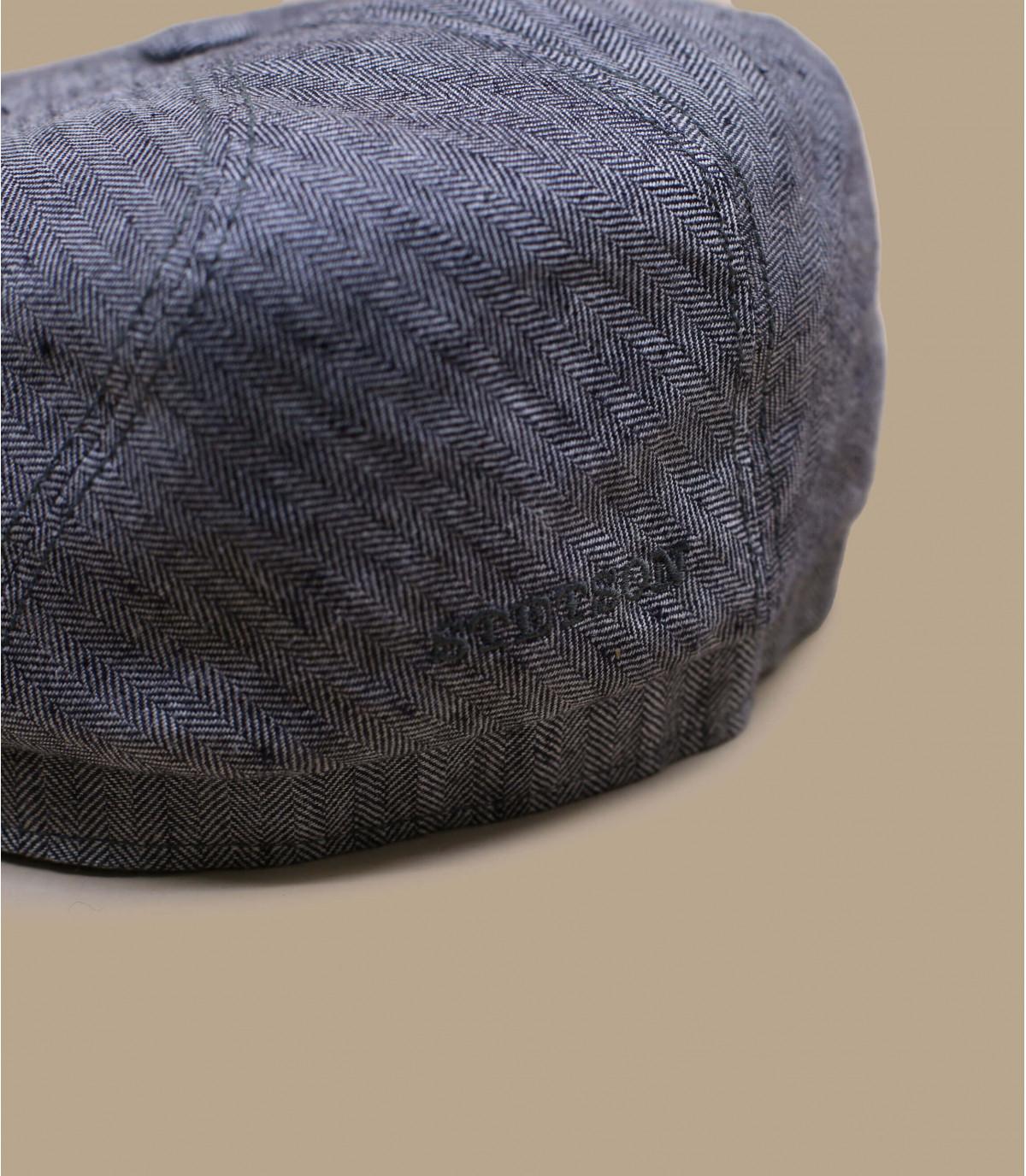 Détails Brooklin lin grise - image 2